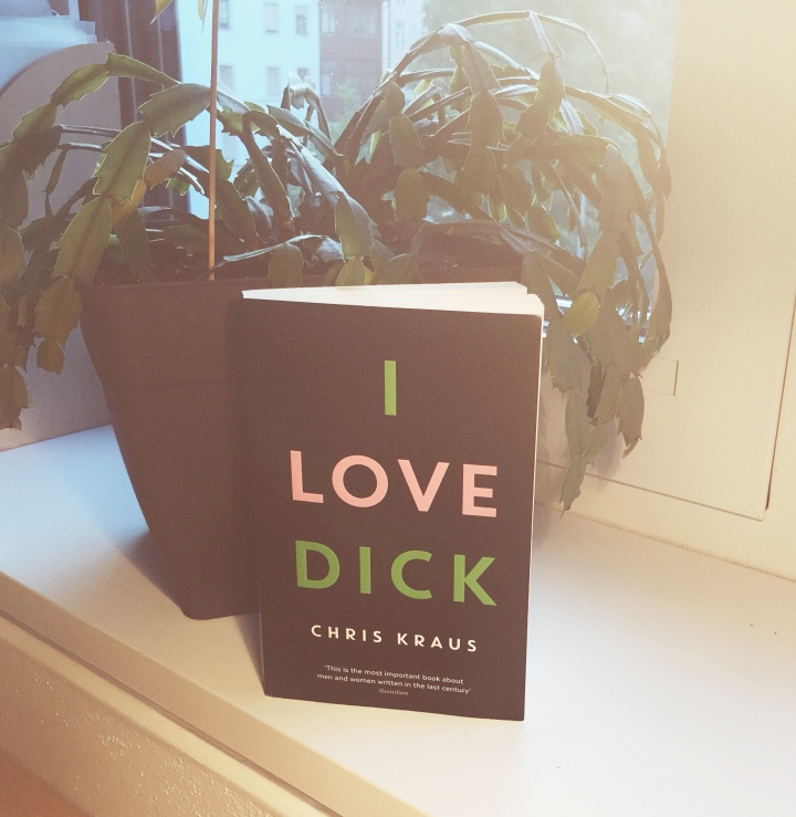 "Reading: ""I love Dick"" by Chris Kraus"