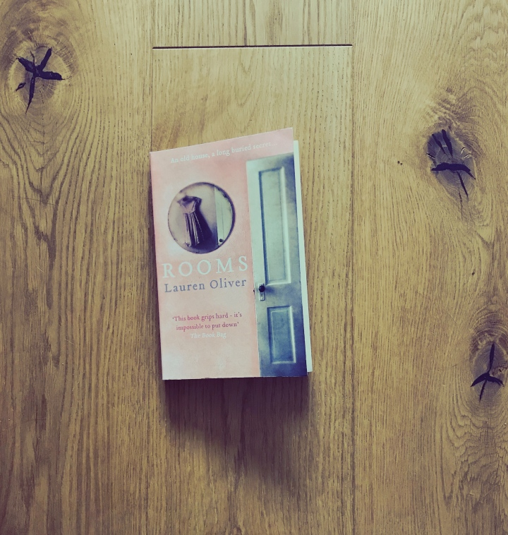 "Reading: ""Rooms"" by Lauren Oliver"