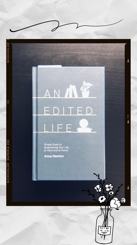 "Reading: ""An Edited Life"" by AnnaNewton"