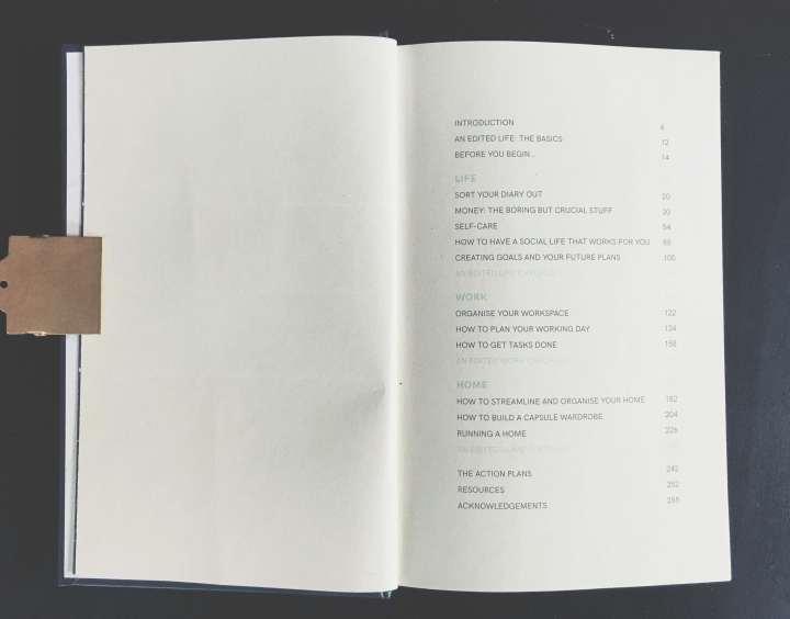 Inhaltsverzeichnis von anna newtons Buch ein leichtes leben