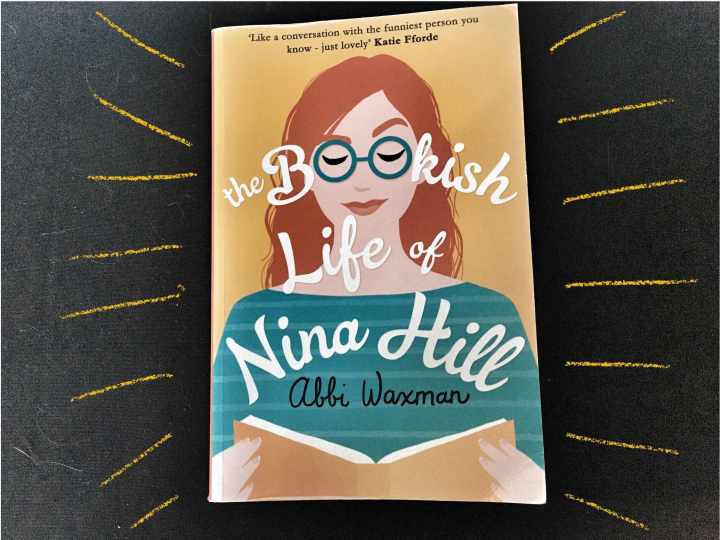 "Reading: ""The Bookish Life of Nina Hill"" by Abbi Waxman"