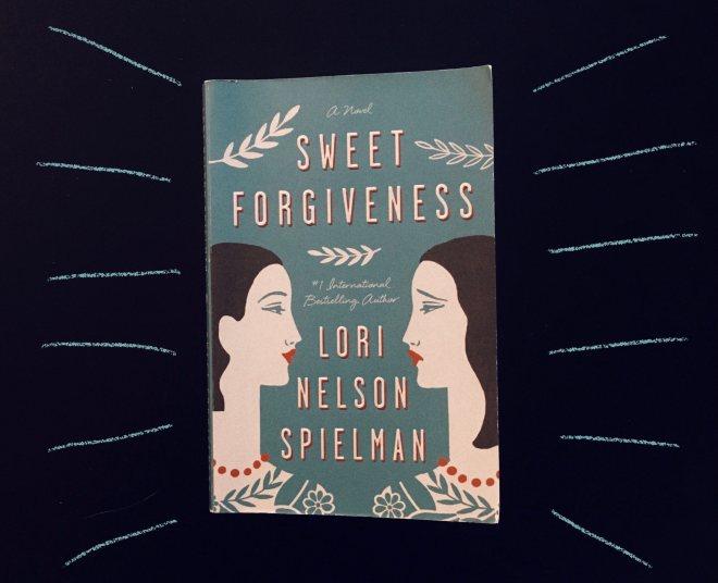 Sweet forgiveness lori nelson spielman cover photo illustrated