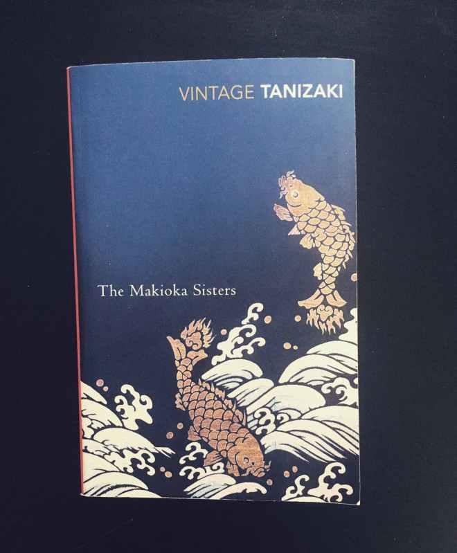 Book cover The Makioka Sisters by Junichiro tanizaki