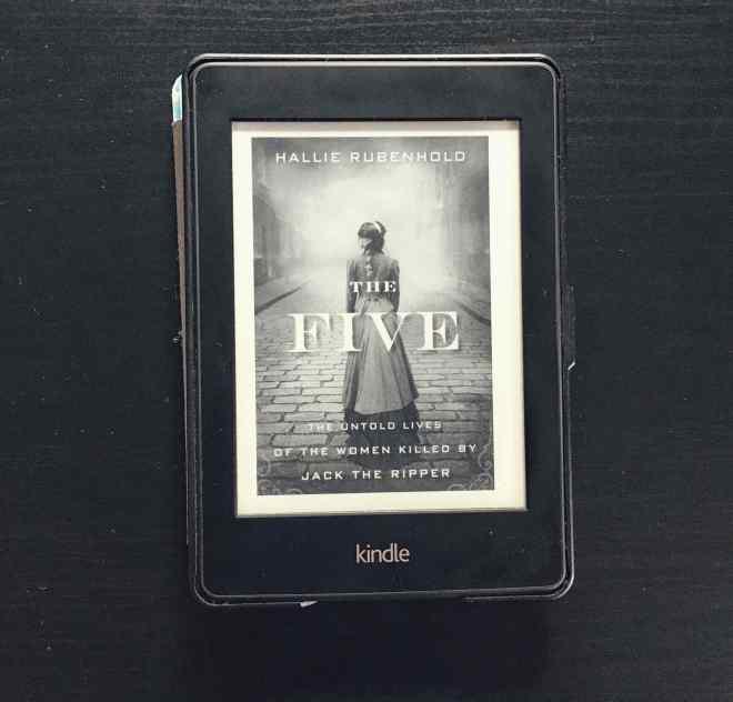 hallie rubenhold the five ebook